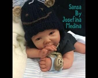 Sansa reborn baby doll