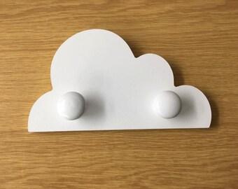 Cloud shaped hooks