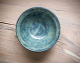 Pottery bowls made to order
