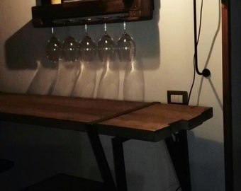 Bottle rack furniture Iinterno Creative Recycling