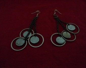 chandilier earrings