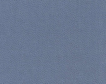 "By The HALF YARD - Sprinkles by Kathy Brown of The Teacher's Pet for Red Rooster, #24453-SLBLU11 Slate Blue Textures, 1/16"" Tonal Dots"