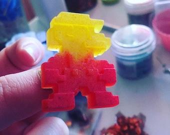 Super Mario pin
