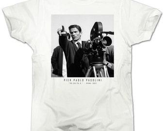 T-shirt 18 - Pasolini - 1968