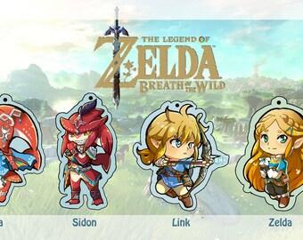 Legend of zelda breath the wild