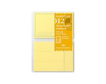 TN Refill - Passport Size - TN Accessory - Passport Size - 012 Sticky Notes