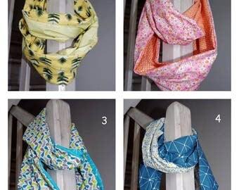 Neck scarf spring / summer