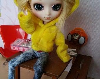 pikachu pullip doll jacket