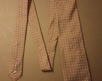 Vintage 1990s Pininfarina Italian Silk Tie.