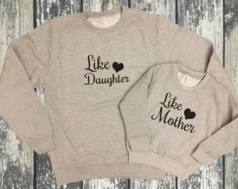 Like Mother Like Daughter Jumper Set