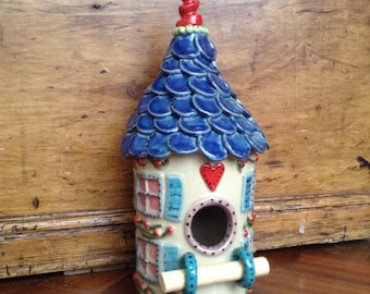 BIRD HOUSE -