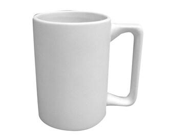 Square Handle Mug