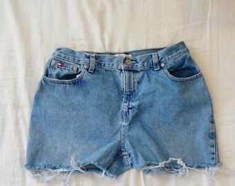 Vintage Tommy Hilfigure Shorts