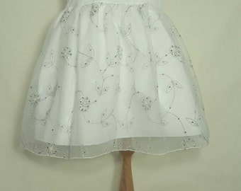 2 to 3 years tall sparkly special occasions dress
