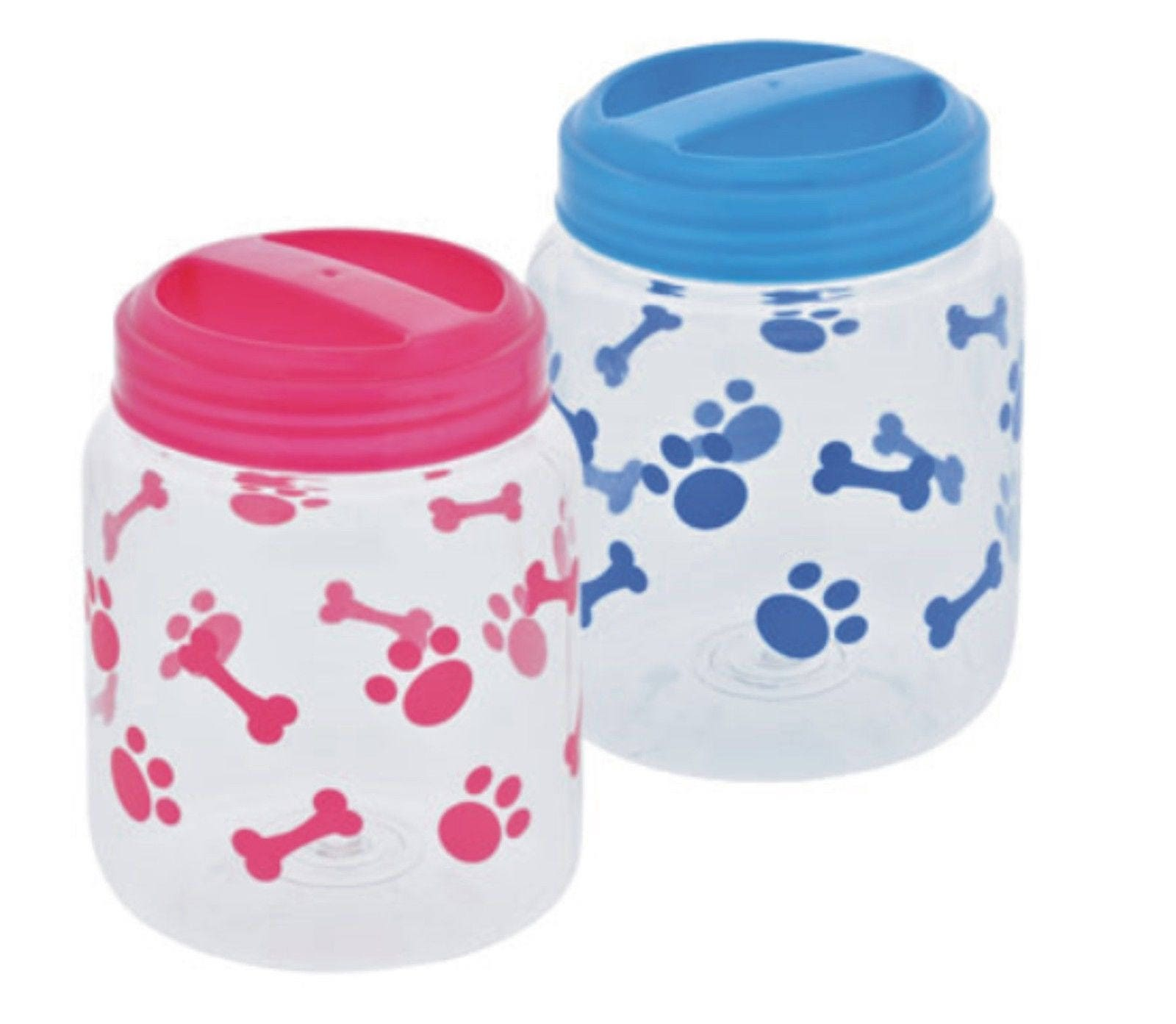 Small Dog Treat Canister