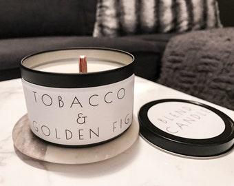 Tobacco & Golden Fig