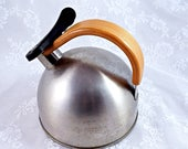 Stainless steel Tea Kettl...