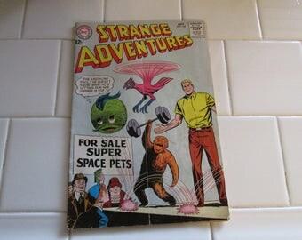 DC Comics 1964 Strange Adventures