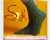 Sock Knitting Book - Knitting Patterns - Knitting Patterns for Men - Knitting Patterns for Women - Sock Patterns - Sock Knitting - Used Book