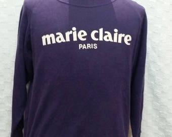 MARIE CLAIRE SWEATSHIRT