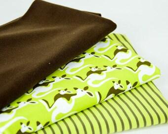 Fabric Jersey and rib
