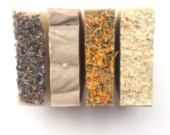 Gift Set, Soap gift set , Handmade soap, Natural Soap, gift for her