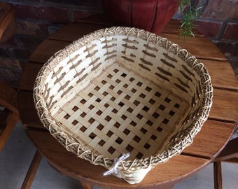 Seagrass Bread Basket