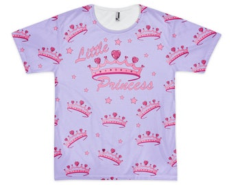 Little Princess Subliminal T-shirt