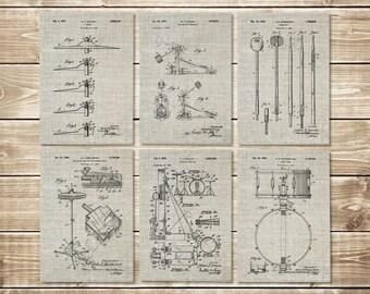 Drum Nursery Decor, Patent Print Group, Drum Art Poster, Drummer Decor, Drum Nursery, Drum Art Print, Drum Set Print, Art, INSTANT DOWNLOAD