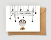 It Is Your Birthday Card - The Office - Birthday Card