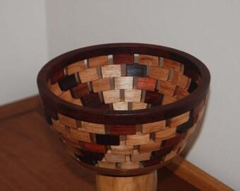 Shaped Open Segmented Bowl