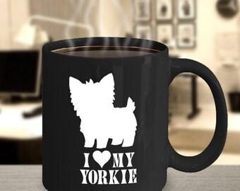 Yorkie Mug - Yorkie coffee mug