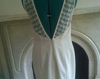 Anne taylor beige dress