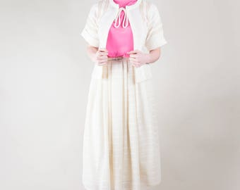 1970s Short Sleeve Cardigan