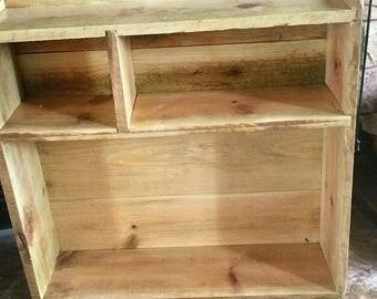 Curio Shelf for Bathroom or Knicknack Storage Display