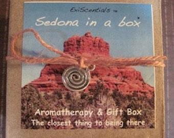 Sedona in a Box       Sedona Gift Box       Sedona Wishing Box       Aromatherapy