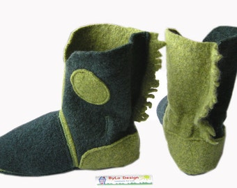 Dragon booties, slippers home slippers, slippers, slippers, slippers, foot warm, baby gift, kids, woman, men, shoes handmade house
