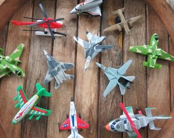 Vintage Toy Planes