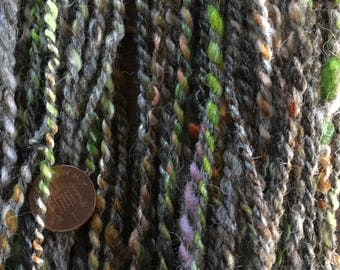 Punk Tweed handspun yarn 60m