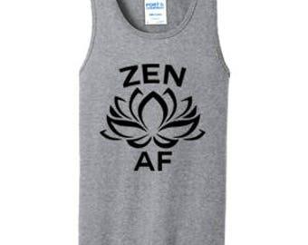 ZEN AF Men's Tank Top #C002