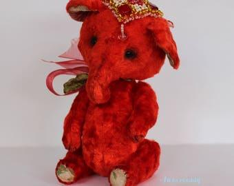 Red elephant Тulip