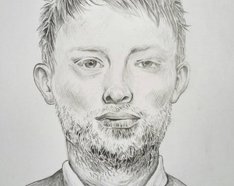 Thom Yorke Radiohead Paranoid android