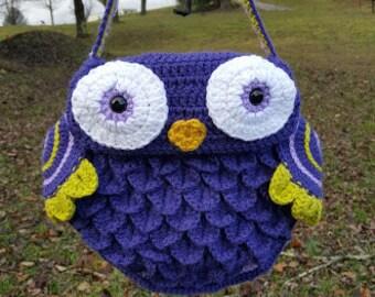 Owl Purse 2.0