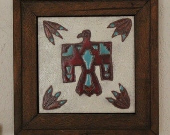 Native American Thunderbird Wall Decor Art