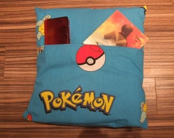 Pocket cushions to keep all your secrets