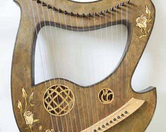 "Liara ""Lada"" C major Lyre instrument"