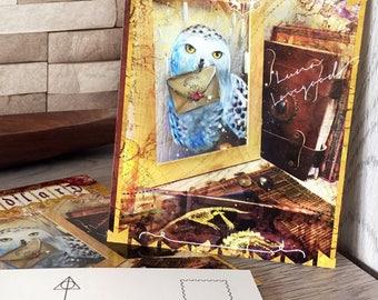 Card mailing Edwige