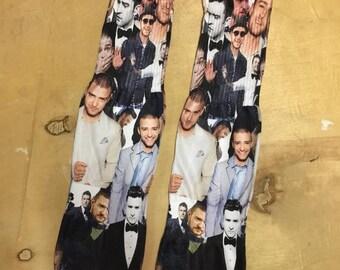 Justin Timberlake Socks