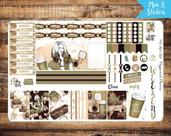 Mini H Adventure Weekly Planner Stickers {#47}