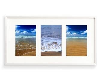 Coastal Wall Art, Set of 3 Prints, Seaside Art, Ocean Print, Seascape, Coastal Decor, Nautical Decor, Coastal Photography, Surfing Art
